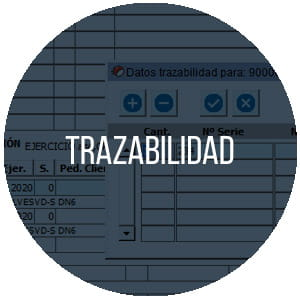Trazabilidad Multiplo ERP