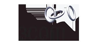 logotipo 3com