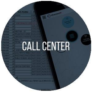 Call center Multiplo ERP