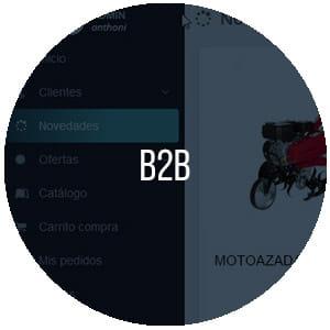 B2B para Multiplo ERP