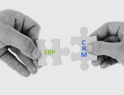 Diferencias entre ERP y CRM. ¿Es lo mismo?