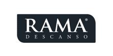 Logotipo Colchones Rama