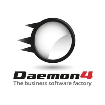 Logotipo Daemon4
