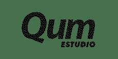 Logotipo Qum muebles