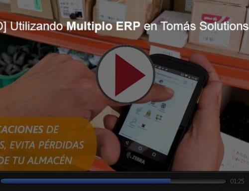 [VÍDEO] Multiplo ERP en ferreterías y almacenes: Tomás Solutions
