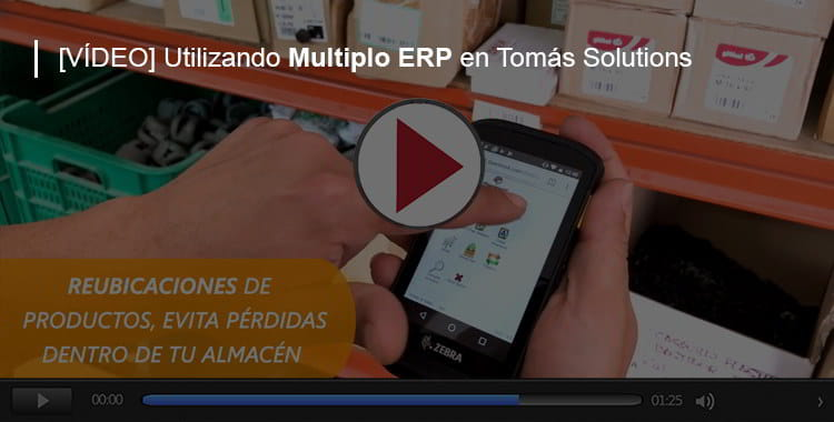 Multiplo ERP Tomás Solutions