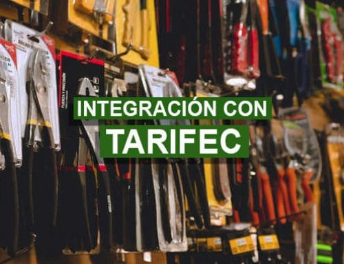 ¿Cómo funciona la integración de Tarifec con Multiplo?