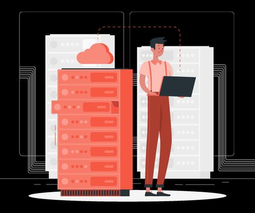 Uso de servidores en modalidad cloud