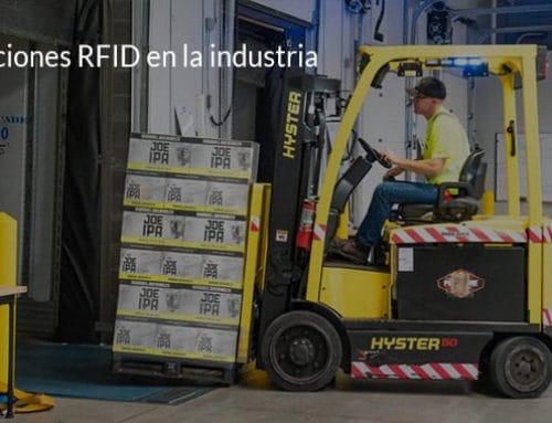 Razones por las que instalar un sistema RFID