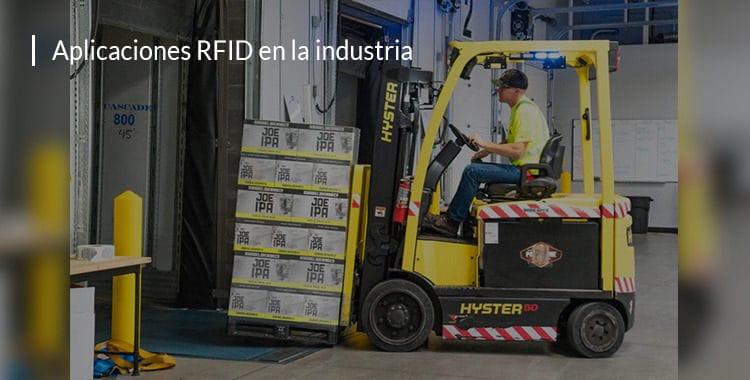 Aplicaciones RFID en la industria