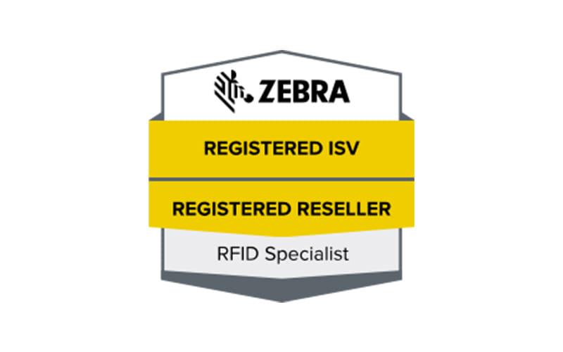 Conseguimos la certificación RFID Specialist por Zebra Technologies