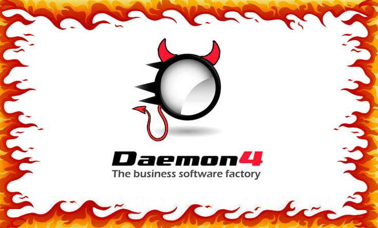 ¿Qué significa <b>Daemon4</b>?