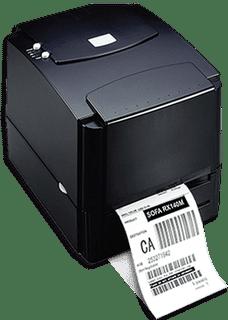impresora de etiquetas de códigos de barras