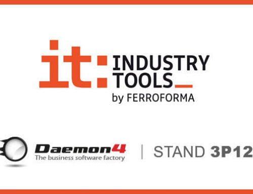 Os esperamos en Industry Tools by Ferroforma
