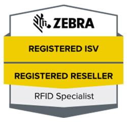 certificación RFID Specialist por Zebra Technologies