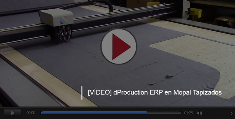 Mopal Tapizados dProduction ERP