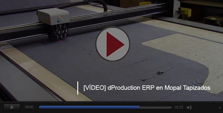 Mopal Tapizados dProduction ERP