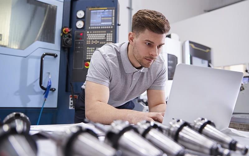 Cómo optimizar los procesos de fabricación gracias a un ERP