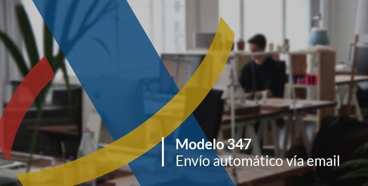 Presentación del Modelo 347 a Hacienda