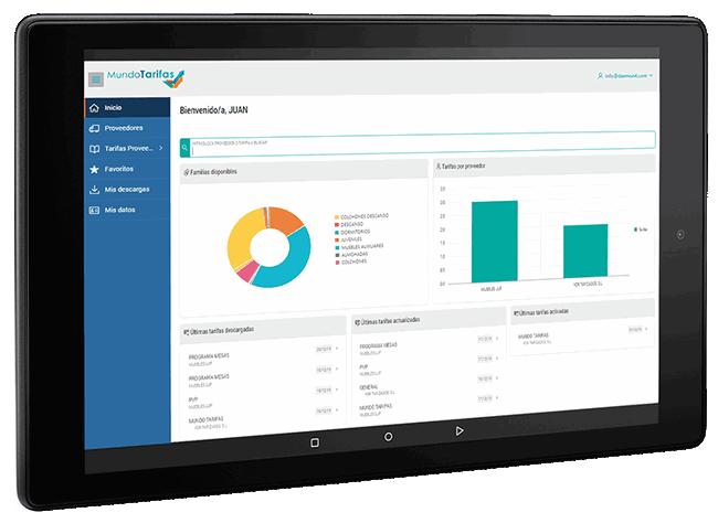 MundoTarifas: el nuevo portal online de tarifas de proveedores del mueble